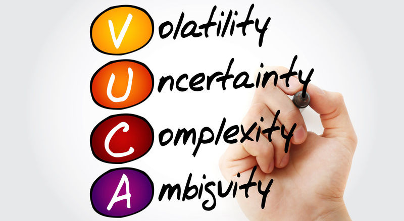 What's A Leader To Do In This VUCA World We Are Living In? | Insight Business Works
